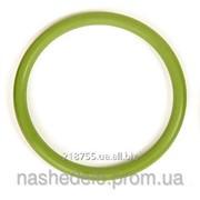 Кольцо 31х3 (зеленое) 05-9607 фото