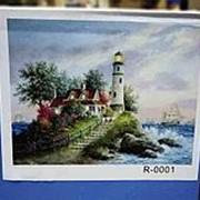 Картина по номерам 40х50 арт R-0001 фото