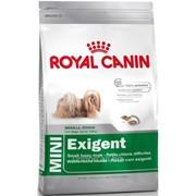 Сухой корм для собак Royal Canin Mini Exigent 0,8 кг фото