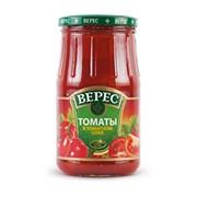 Томаты в томатном соке Верес фото