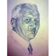 Портрет в карандаше | Portrait in pencil фото