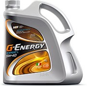 G-Energy EXPERT L 5W40 (4л) п/с фото