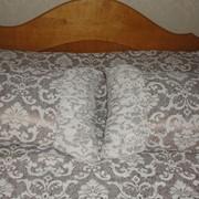 Пошив декоративных подушек в спальню, Киев фото