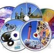 Печать на CD\DVD дисках фото