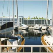 Услуги стоянки яхт, лодок, катеров фото