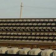 Рельсошпальная решетка РШР-65 б/у фото