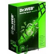 Dr.Web® Security Spaсe Pro, на 12 мес., на 2 ПК продление фото