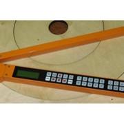 Лазерная мерная вилка для измерения диаметра деревьев фото