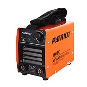 PATRIOT Инвертор сварочный Patriot 150 DC MMA фото