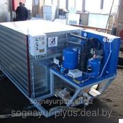 Система мгновенного охлаждения молока в потоке СОМ-3000/3 фото