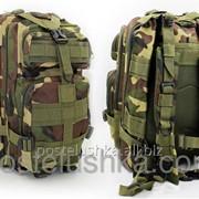 Рюкзак тактический штурмовой V-30л TY-022 Камуфляж фото