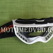 Очки прозрачные для кроссового шлема фото
