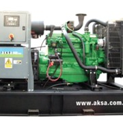 Дизельный генератор AJD 200 фото