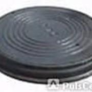 Люк канализационный чугунный тип С (В125)ГОСТ 3634-99 фото