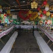 Празднование Дня Рождения, свадьбы, юбилея. фото