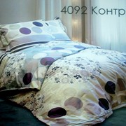 Комплект постельного белья Контраст фото