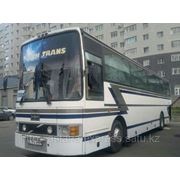 Аренда туристического автобуса фото
