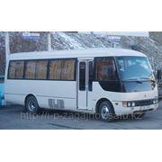 Пассажирские перевозки микроавтобус фото