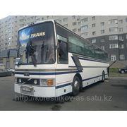 Пассажирские перевозки - встреча в аэропорту автобусом фото
