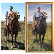Портреты по фотографии фото