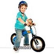 Велобалансир-велосипед Hobby-bike ALU NEW 2016 blue фото