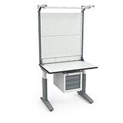 Стол монтажный СР-100-02 ESD + Экран ВС-100-Э4 ESD фото