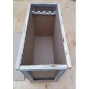 Ящик для пчелопакета на 4 рамки фото