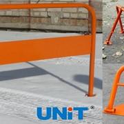 Парковки велосипедные,отбойники парковочные UNIT® фото