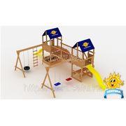 Спортивные игровые площадки изготовление беседки Спортивно-игровые комплексы для детских садов фото