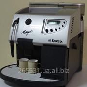 Кофеварка б.у. Saeco magic comfort plus фото