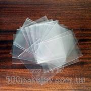 Пакет 9x6,5см простой фото