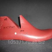 Колодки для обуви специальные мужские фото