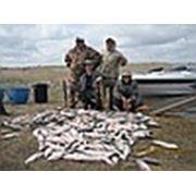 Рыбалка в Казахстане на Жерих. фото