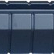 Формы из АБС пластика для производства бетонных подставок под нижнюю секцию забора №1 фото