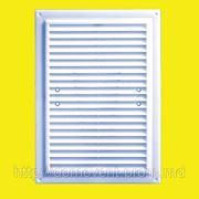 Прямоугольная вентиляционная решетка ДВ 295х160с фото