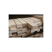 Брусок деревянный на обрешетку 25х50х6000 мм, хвойных пород фото