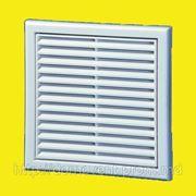 Прямоугольная вентиляционная решетка ДВ 150с фото