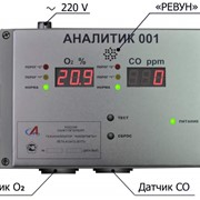 Газоанализатор «Аналитик 001-Mini» фото