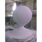 Мастер-модель декоративного элемента (шар средний)