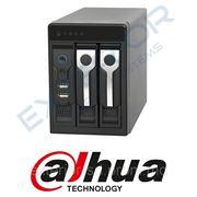 Четырехканальный сетевой видеорегистратор Dahua Technology NVR3204VP фото