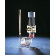 AVTA, Клапаны с управлением от термореле с температурно-чувствительным датчиком