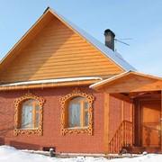Изготовление крыши из дерева фото