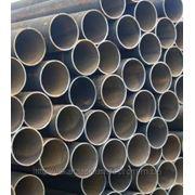 Труба стальная бесшовная бесшовная Ду102х22,0 горячедеформированная (горячекатанная) по ГОСТ 8732 ст.10/20 фото