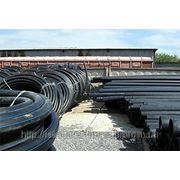 Труба полиэтиленовая ПЭ 80 Дн 450х40,9 (мм) Ру-12 (атм) SDR 11 производства Украина фото