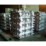Алюминий в чушках АВ87, АК5М2 фото