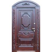 Дверь входная металлическая. фото
