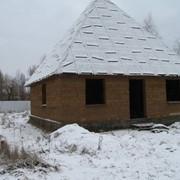 Дома из самана Украина фото