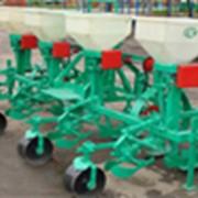 Сеялка хлопковая СЧХ-4Б для посева с междурядьями 60 см фото