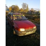 Opel kadet фото