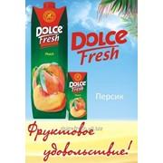 Сок Dolce Fresh персик фото